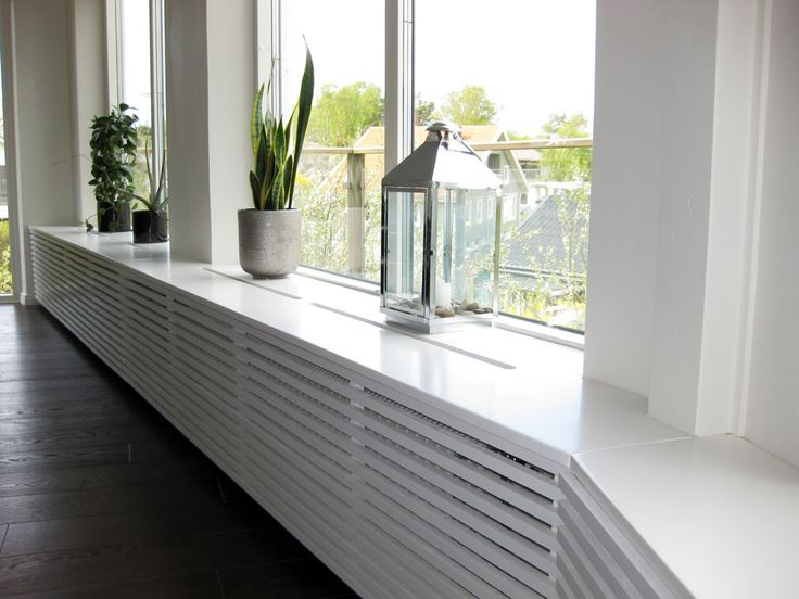 Radiator Cover Bench Seat Living Room Inspiration By