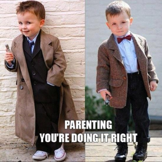 My children will be dressed like this. ALL THE TIME. Just like 10 and 11
