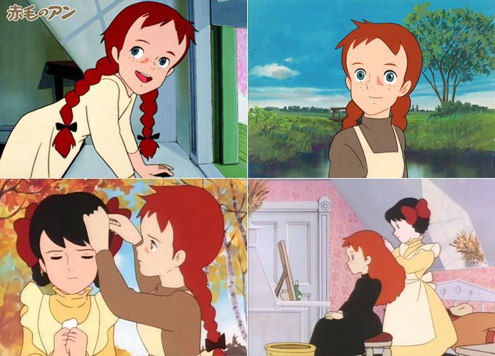 Anne of Green Gables (January 7, 1979 to December 30, 1979)