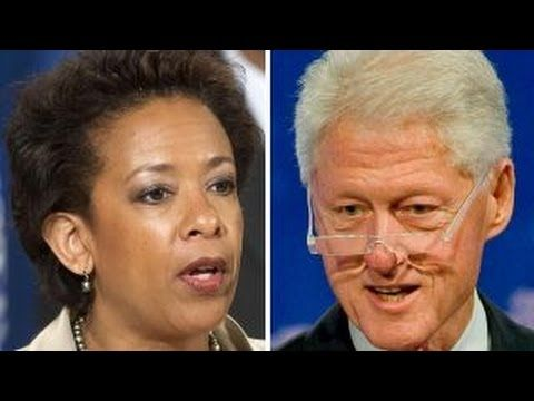 Why did AG Lynch secretly meet with Bill Clinton? – LethalTimes