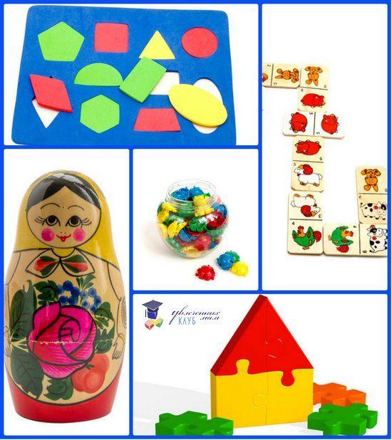 игрушки для развития мелкой моторики детей 2-3 лет