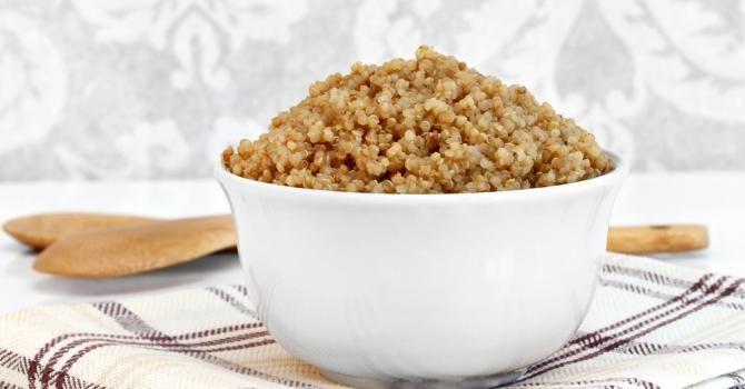 Le quinoa | Fourchette & Bikini