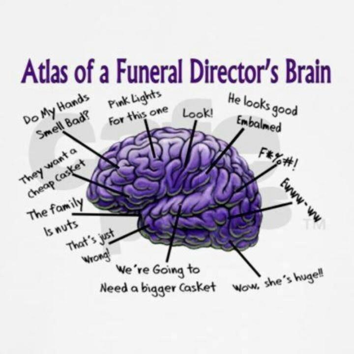 Funeral Director Humor, Lol