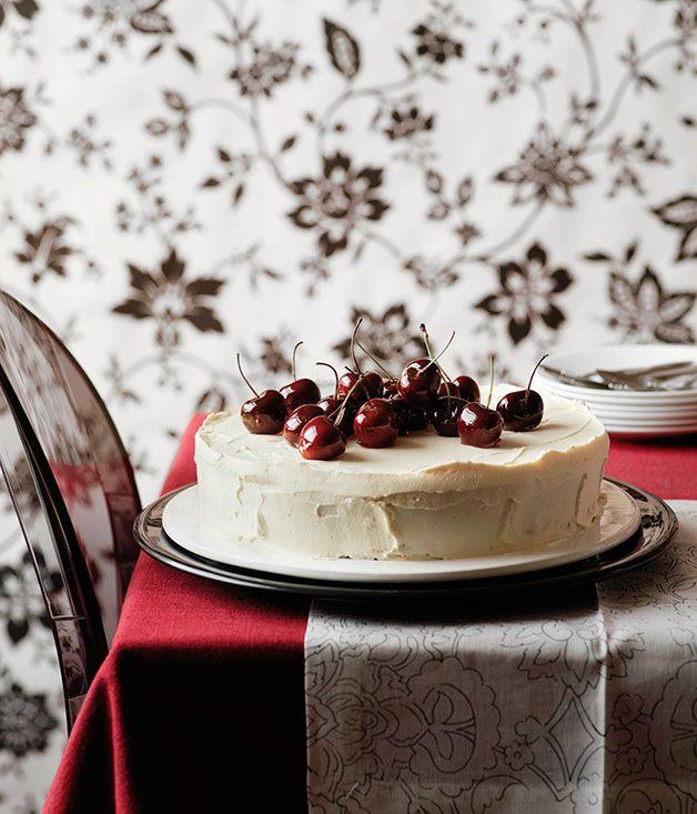 Italian+cherry+cake
