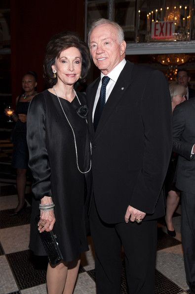 Jerry Jones Photos Photos - Dallas Cowboys owner Jerral W. Jones (R) and wife Gene Jones attend the 2013 Carnegie Hall Medal Of Excellence Gala at The Waldorf=Astoria on June 13, 2013 in New York City. - Carnegie Hall Medal of Excellence Gala