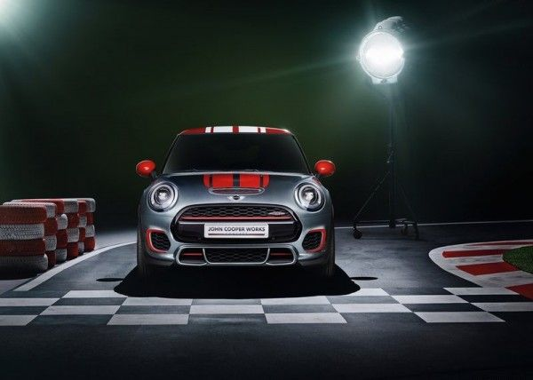 2014 Mini John Cooper Works Wallpapers 600x428 2014 Mini John Cooper Works Concept and Images