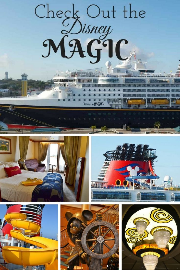The Re-imagineered Disney Magic Cruise Ship took cues from Disney's newer ships, Since the update, it has become probably my favorite ship! via @disneyinsider
