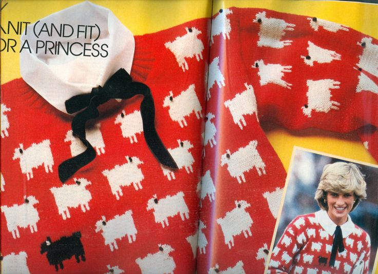 pHOTOS OF THE ISLAND WHERE PRINCESS dIANA IS BURIED | ... on The Red Sheep Black Sheep Sweater | All Things Princess Diana