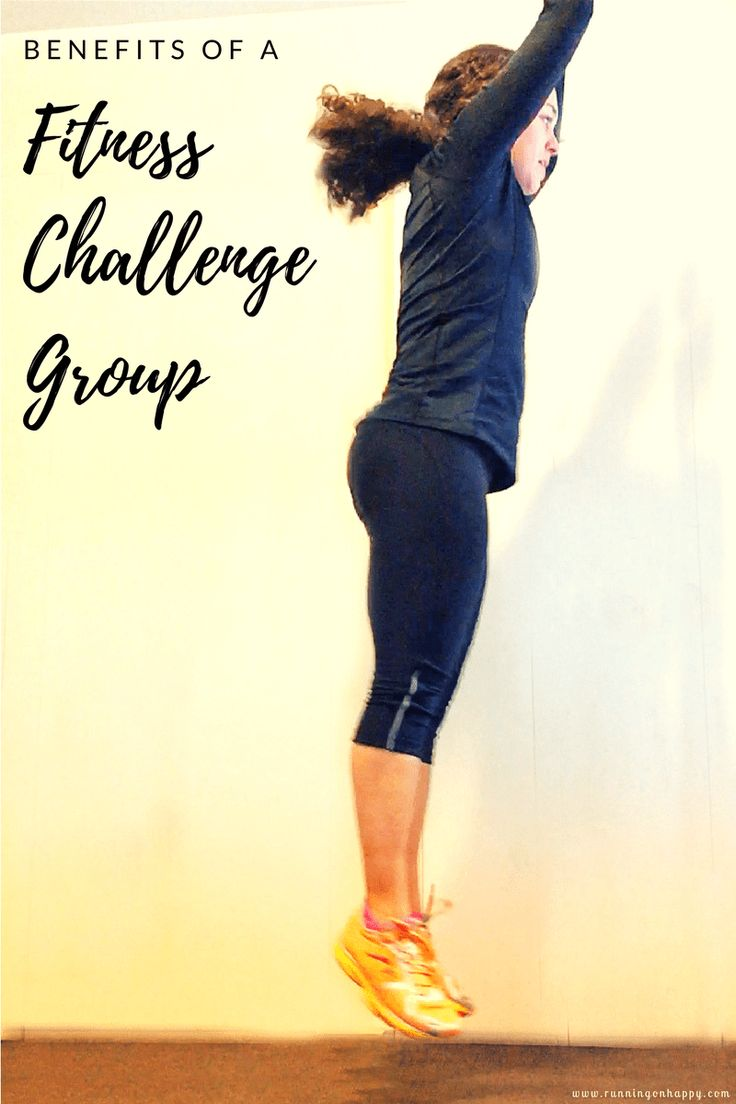 Joining a fitness challenge group can be a lot of fun and a great motivator. Check out the benefits to burpees, planks, push-ups and exercise in general!
