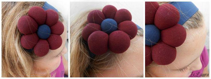 fermacapelli con collant : islaura