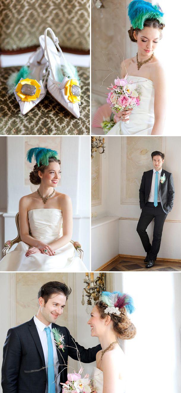 "FEATURE on the German wedding blog ""Hochzeitswahn"" #danielaprusina #mayrafranco #wedding #feature"