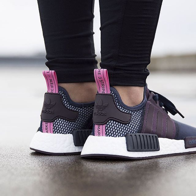 Sneakers femme - Adidas NMD (©hypedc)