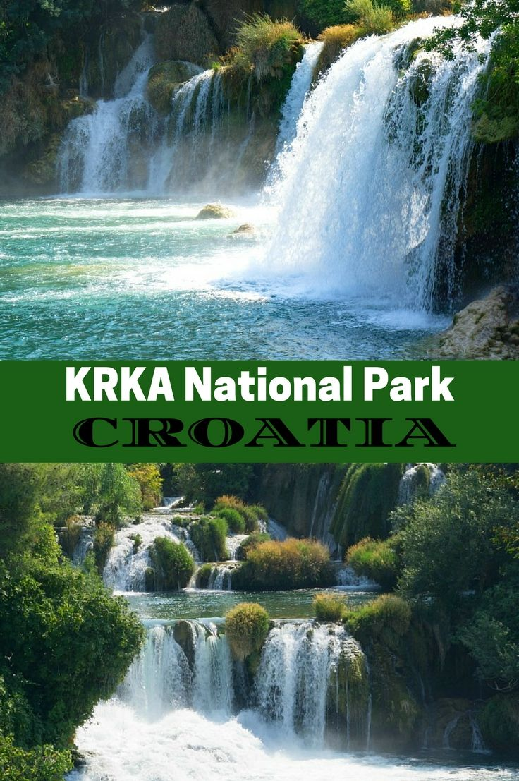 Krka National Park - A day trip from Split Croatia that can't be missed! Click to find out more.