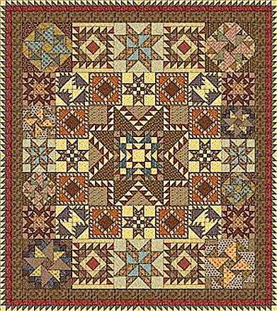 Free Sampler Quilt Patterns | These BOM Quilts Are Shipping Now, But You Can Still Sign Up Here