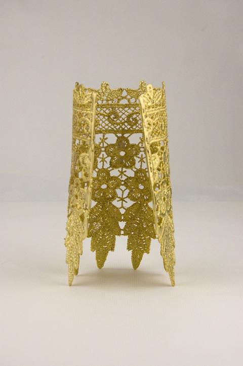 Utopia elena.k gold-plated cuff*    www.utopiaelenak.com