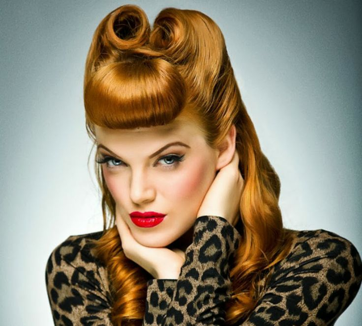 hair styles with bangs best 25 rockabilly updo ideas on rockabilly 1105