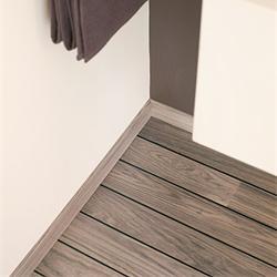 Lagune UR1205 Grey Teak, shipdeck | Quick-Step Laminate flooring