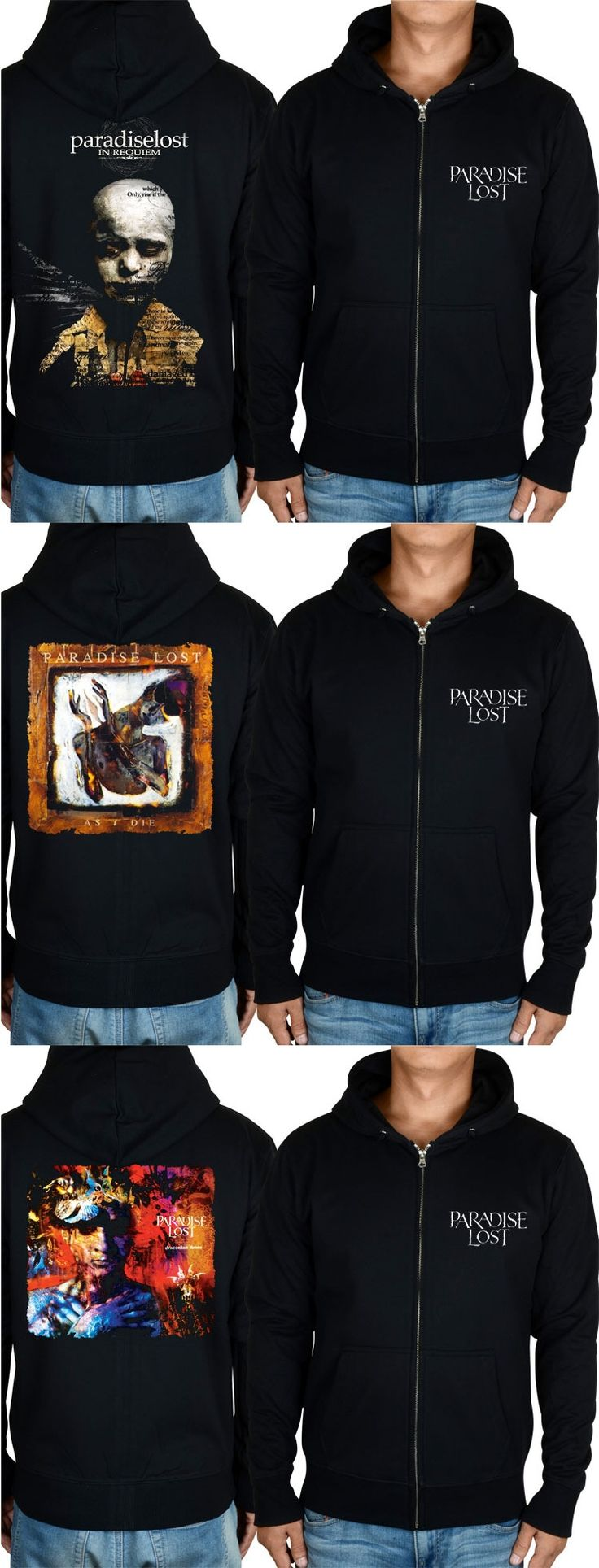 Paradise Lost band  Draconian Times gothic metal doom metal  hoodie