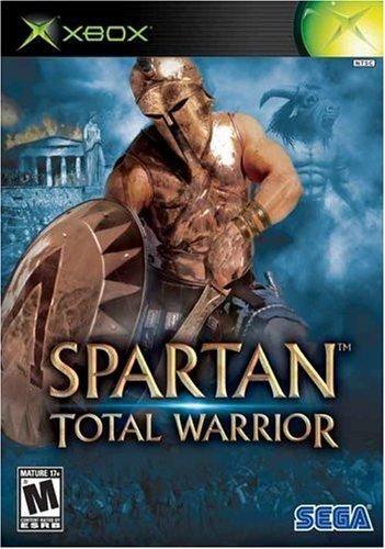Spartan: Total Warrior - Xbox