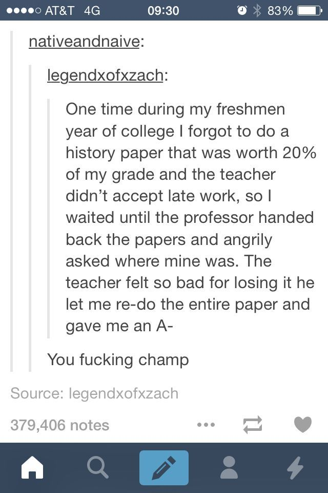 Short Stories About College