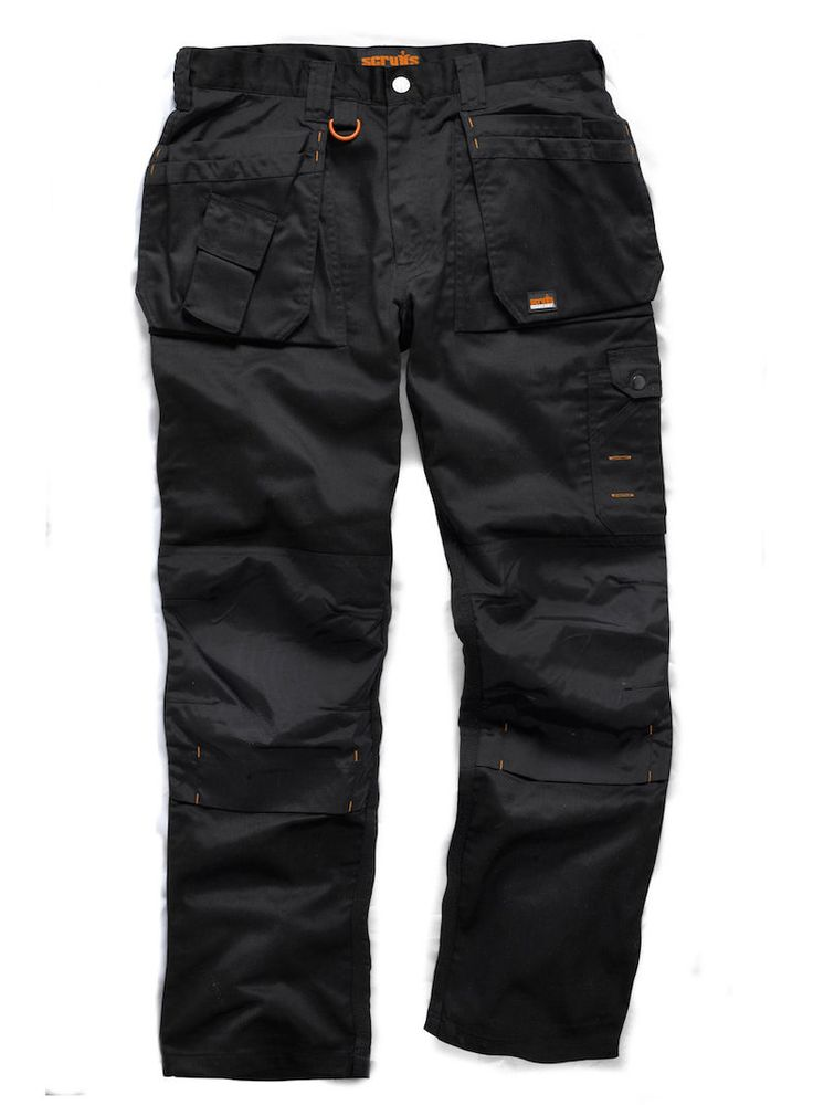 Scruffs Work Trousers Worker Plus Trousers GENUINE SCRUFFS WORKWEAR | eBay