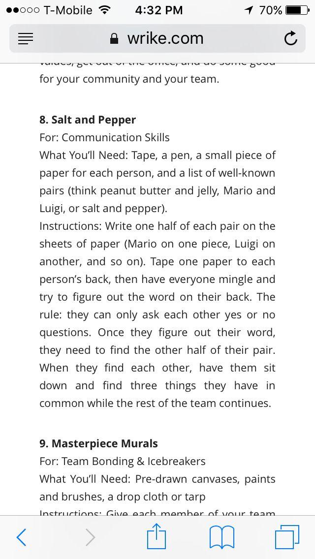 Best 25+ Team bonding activities ideas on Pinterest Team bonding - sample cheer leading tryout score sheet