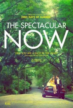 The Spectacular Now 2013 yapımı komedi romantik filmidir. Sutter, aklı çalışan bir öğrenci olmasına rağmen geleceğini hiç planlamayan, sürekli anı yaşayan okulun sevilen kişilerinden biridir. İçki içmek ve partilerde eğlenmekten farklı yaptığı pek bir şey yoktur.. Sevgilisiyle arası da fena değildir. Annesiyle oturan Sutter, sarhoş geçirdiği bir gecenin sabahında, bir evin önündeki çimenlerin üstünde hiç tanımadığı bir kız tarafından uyandırılır.