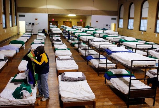 pictures of homeless shelters - Google Search