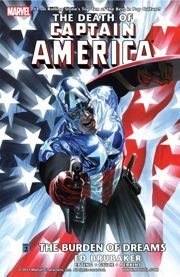 Captain America: The Death of Captain America Vol. 2: The Burden of Dreams #Complet Collects Captain America (2004) #31-36
