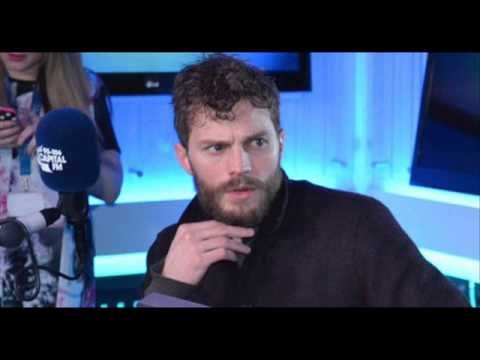 Jamie on Capital Breakfast radio this morning | Jamie Dornan News