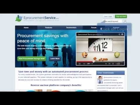 Save time and money with an automated procurement process