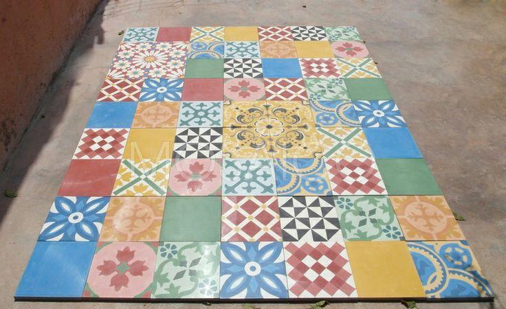 28 besten patchwork mos ico fliesen tiles carreaux losas bilder auf pinterest. Black Bedroom Furniture Sets. Home Design Ideas