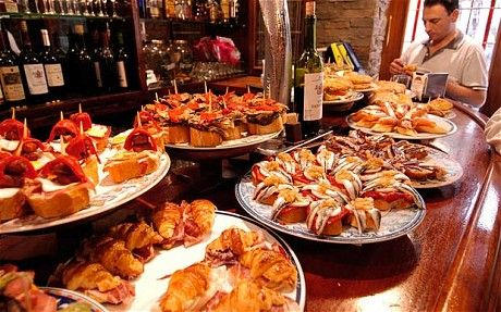 San Sebastián: from tapas bars to Michelin stars - Telegraph?...going to eat my way through Spain Ditto!!