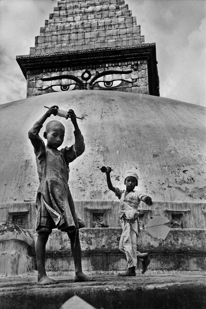 Lyon : Marc Riboud, Premiers déclics - L'Oeil de la Photographie