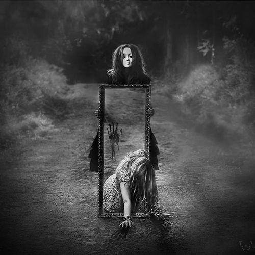 Famous Grim Reaper Woman Painting
