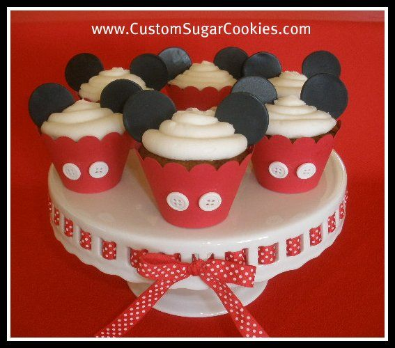 For a Mickey Mouse birthday party!