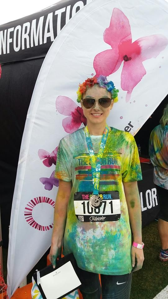 Color Run March 12 2017, Auckland