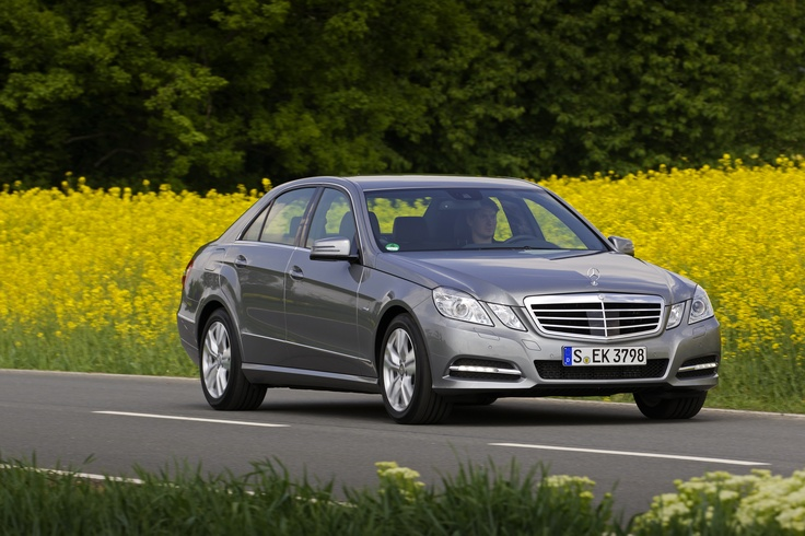The Mercedes-Benz E-Class.  European model shown.  For more information, visit: http://mbenz.us/KLfEdw
