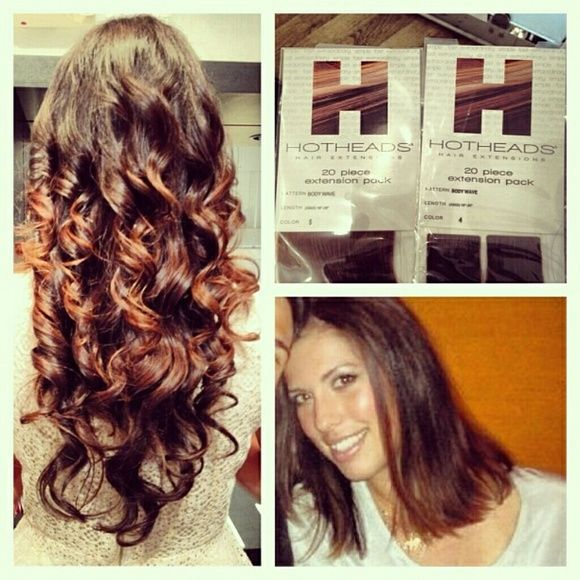 25 Best Hot Heads Extensions At Gwendolynns Images On Pinterest