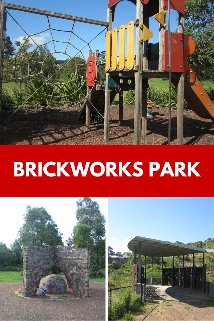 Combine history and play on a family day out to Wallsend Brickworks Park, site of a historic brickmaking operation.