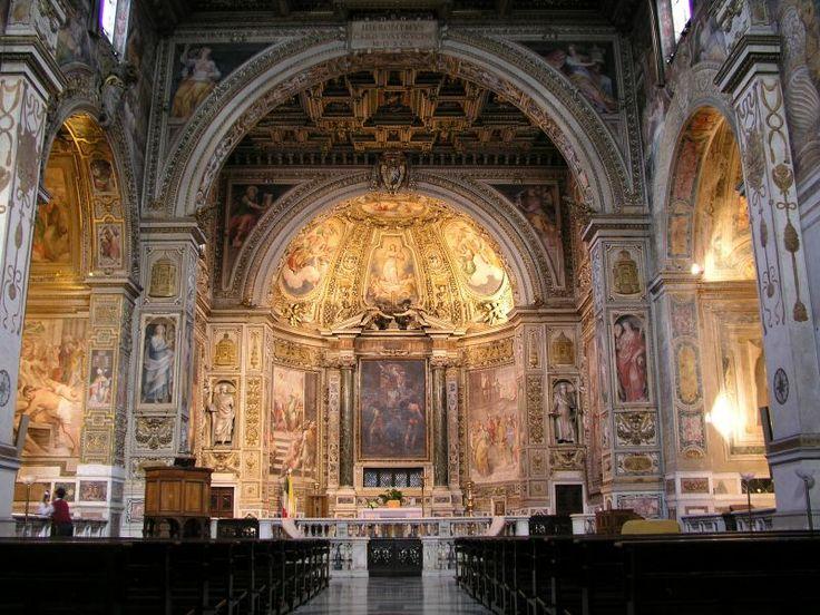 Church Of Santa Susanna In Rome Italy Rome Rome Italy