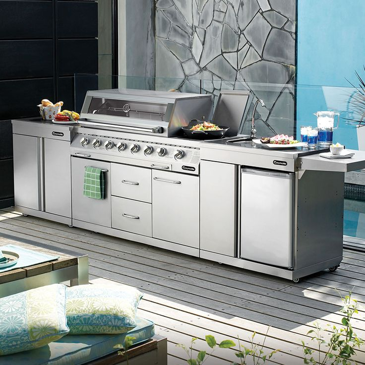 Outdoors Domain - Gasmate Platinum 6 Burner BBQ Kitchen, $3,299.95 (http://www.outdoorsdomain.com.au/gasmate-platinum-6-burner-bbq-kitchen/)