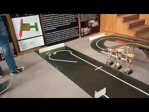 Fast line follower robot using our PROFAST Series DC Motors: https://www.youtube.com/watch?v=mJnebjnQxBM