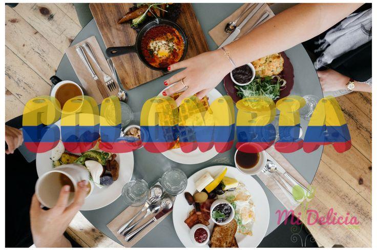 5 cosas que debes comer si vas a Colombia: Bandeja paisa, ajiaco,buñuelo, mazamorra y plátano maduro con cuajada y melao