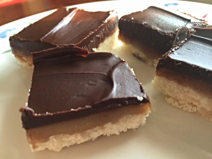 Christmas Baking | Squares, Blog and Caramel
