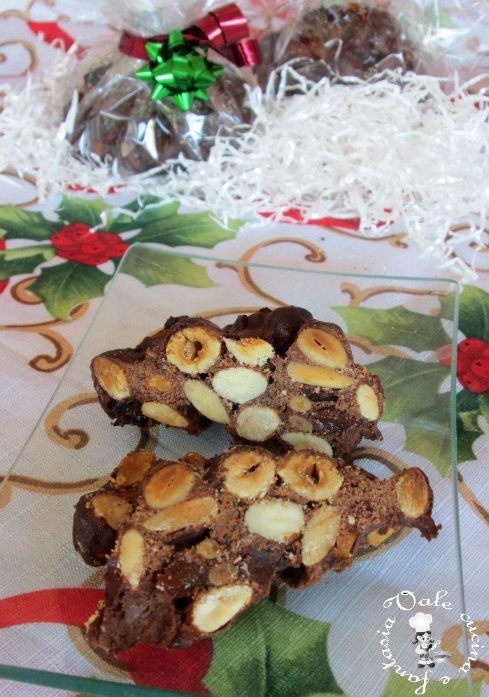 Panpepato ricetta dolce di Natale dolcetto tipico del mio paese ricetta antica e sempre molto gradita
