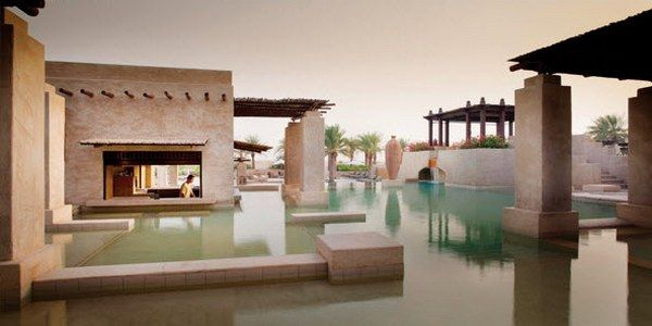 Me and my old buddy built this hotel near Al Ain in the desert, awesome adventure..