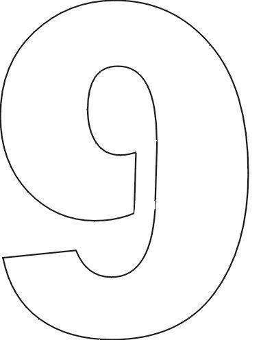 Best 25+ Number stencils ideas on Pinterest   Number template ...