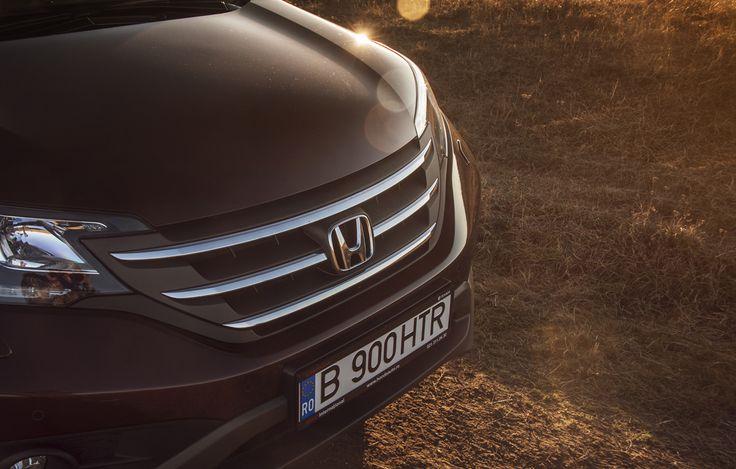 Test drive Honda CR-V 1.6 diesel - Mereu acasă - AutoMarket