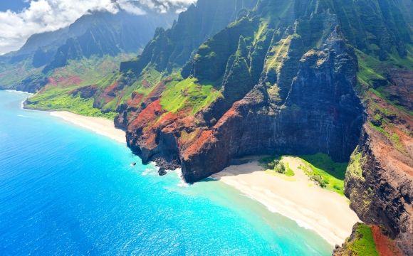 10 voyages à faire en couple - Ile de Kauai, Hawaï                                                                                                                                                                                 Plus